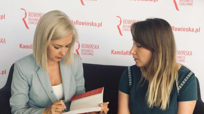 """""""Kobieta Niezależna"""" – konferencja Kamili Rowińskiej, Gdynia / 27 lipca 2019 r."""