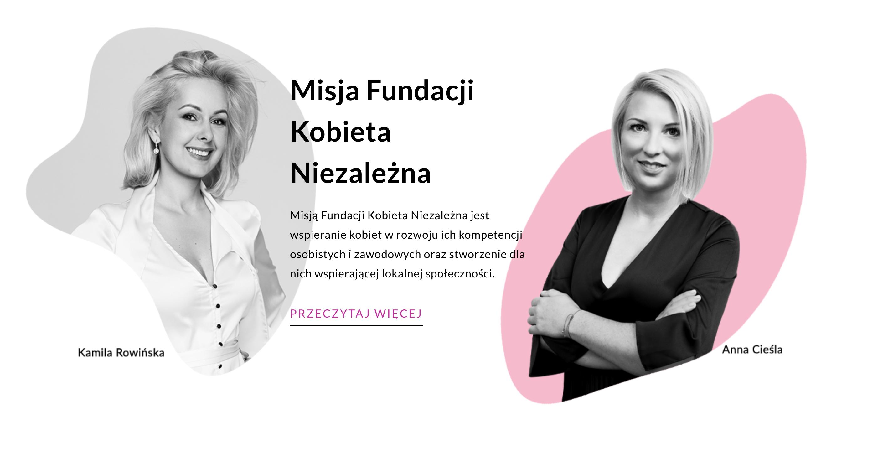 Co to jest Fundacja Kobieta Niezależna?